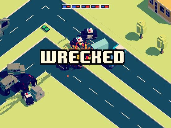 Smashy Road: Wanted screenshot 8