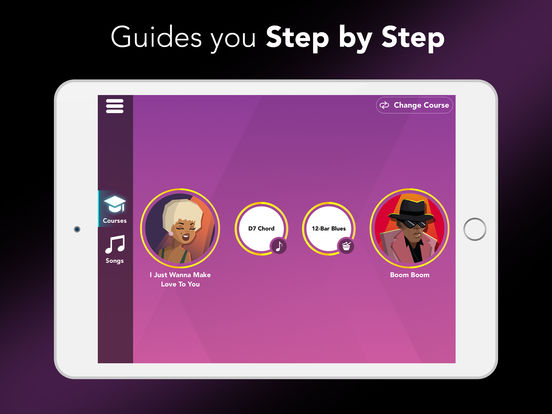 Simply Piano by JoyTunes - Learn and play piano songs & chords screenshot