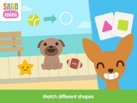 Sago Mini Puppy Preschool screenshot 7