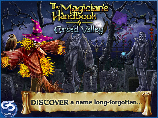 The Magician's Handbook: Cursed Valley HD (Full) Screenshots