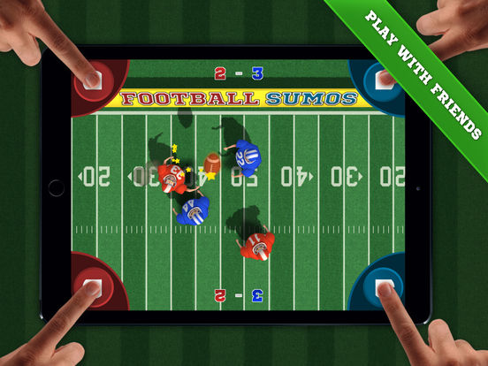 Football Sumos screenshot 6