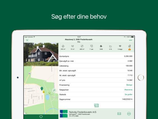 Ny bolig? iPad Screenshot 3