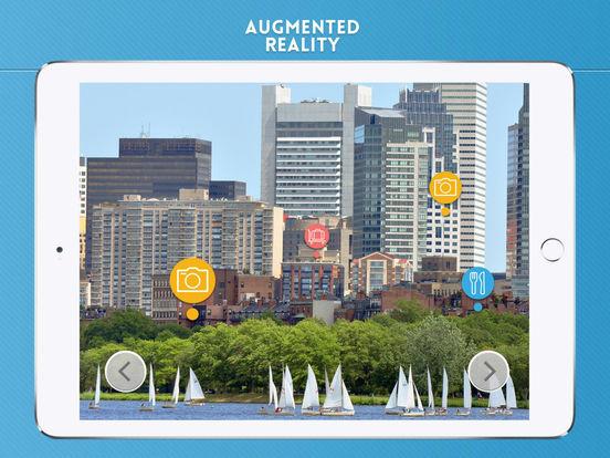 Boston: Travel Guide iPad Screenshot 2