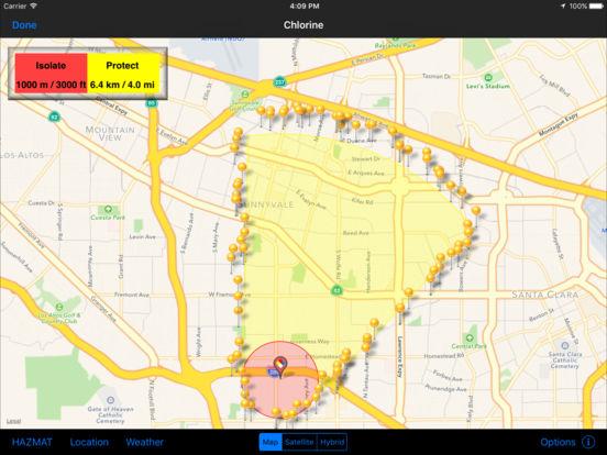HAZMAT Evac iPad Screenshot 4