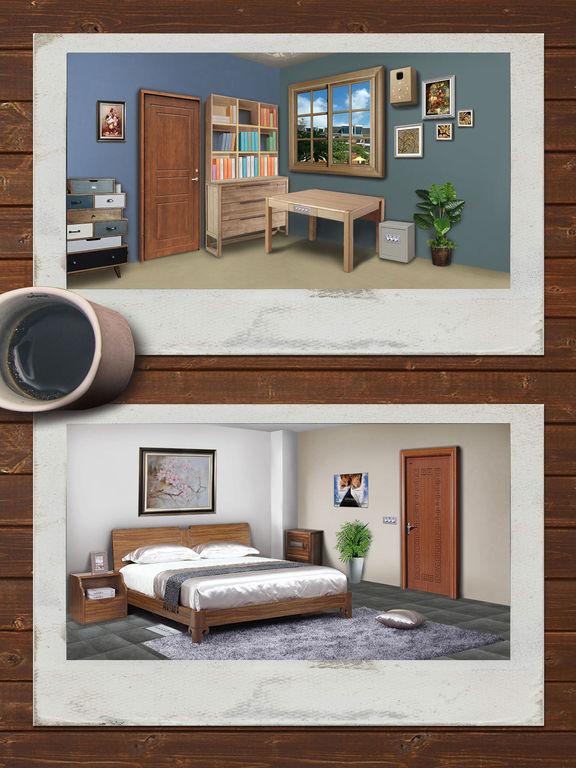 чтобы выйти из комнат - Can you escape Coin Room 3 для iPad