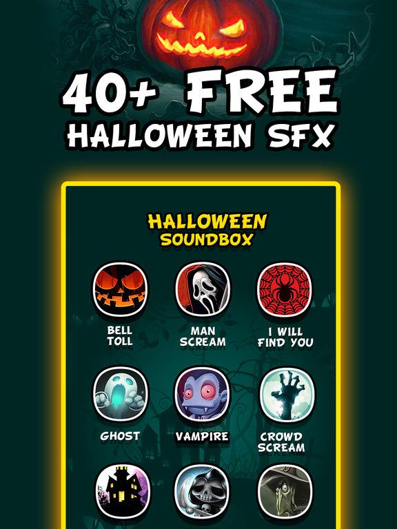 Decorating Ideas > App Shopper Halloween Soundbox Prank Sound Effects  ~ 084113_Halloween Doorbell Sounds