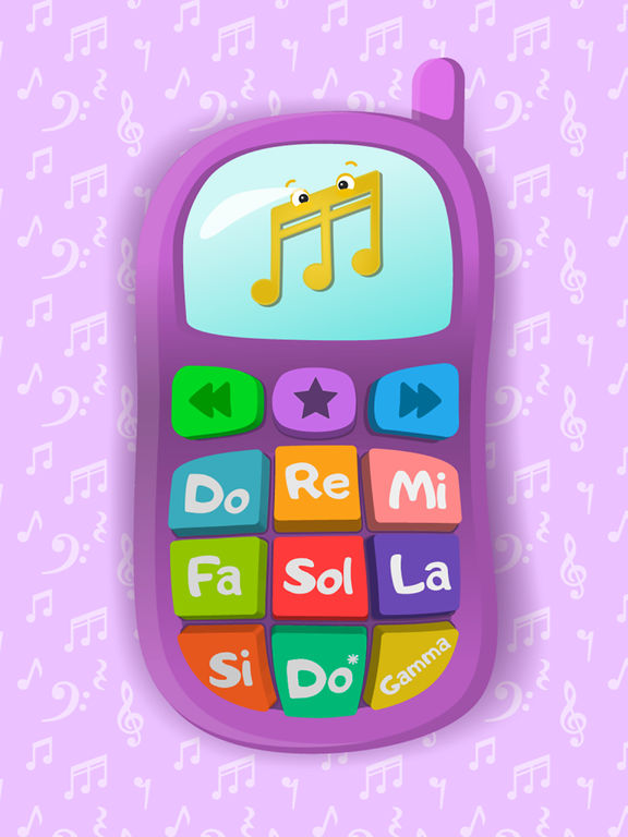 Baby Phone - Educational Sound Game for Toddlersscreeshot 3