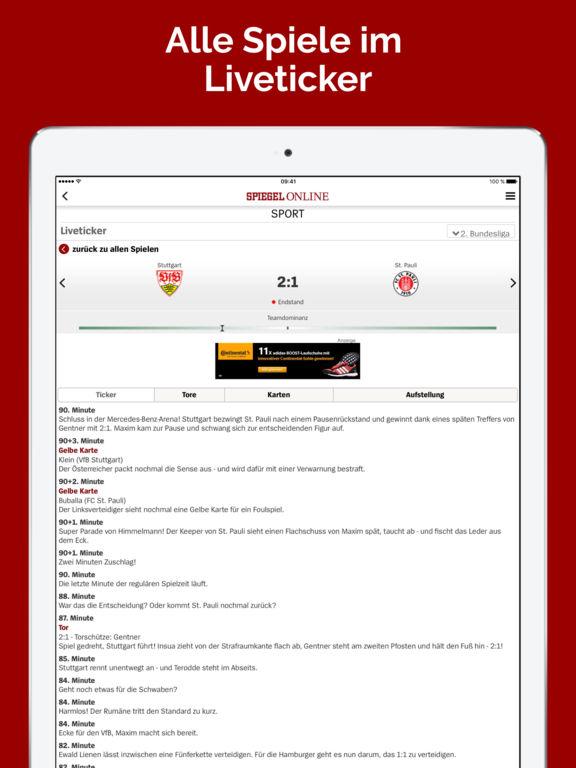 App shopper spiegel online nachrichten news for Spiegel zeitung