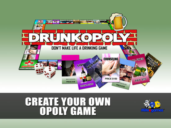 Drunkopoly Screenshots