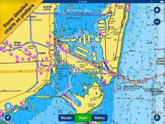 Marine: Oceania HD iPad Screenshot 1