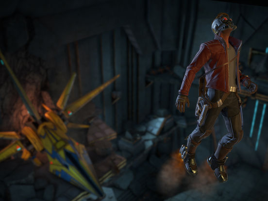 Marvel's Guardians of the Galaxy TTG Screenshots