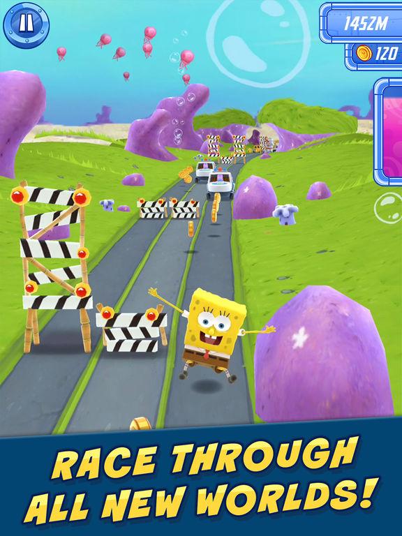 SpongeBob: Sponge on the Run Screenshots