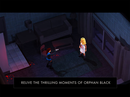 Orphan Black: The Game Screenshots