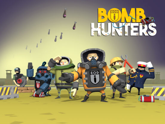 Screenshot #1 for Bomb Hunters