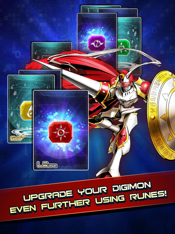 Digimon Heroes! screenshot 9