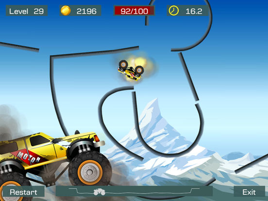 Monster Stunts Screenshots