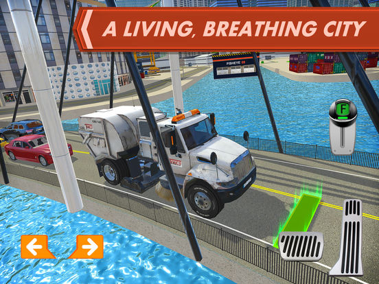 City Driver: Roof Parking Challenge screenshot 8