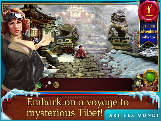 Tibetan Quest: Beyond the World's End (Full) Screenshots
