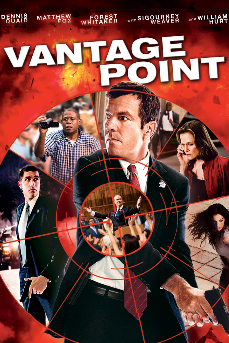 iTunes - Movies - Vantage Point