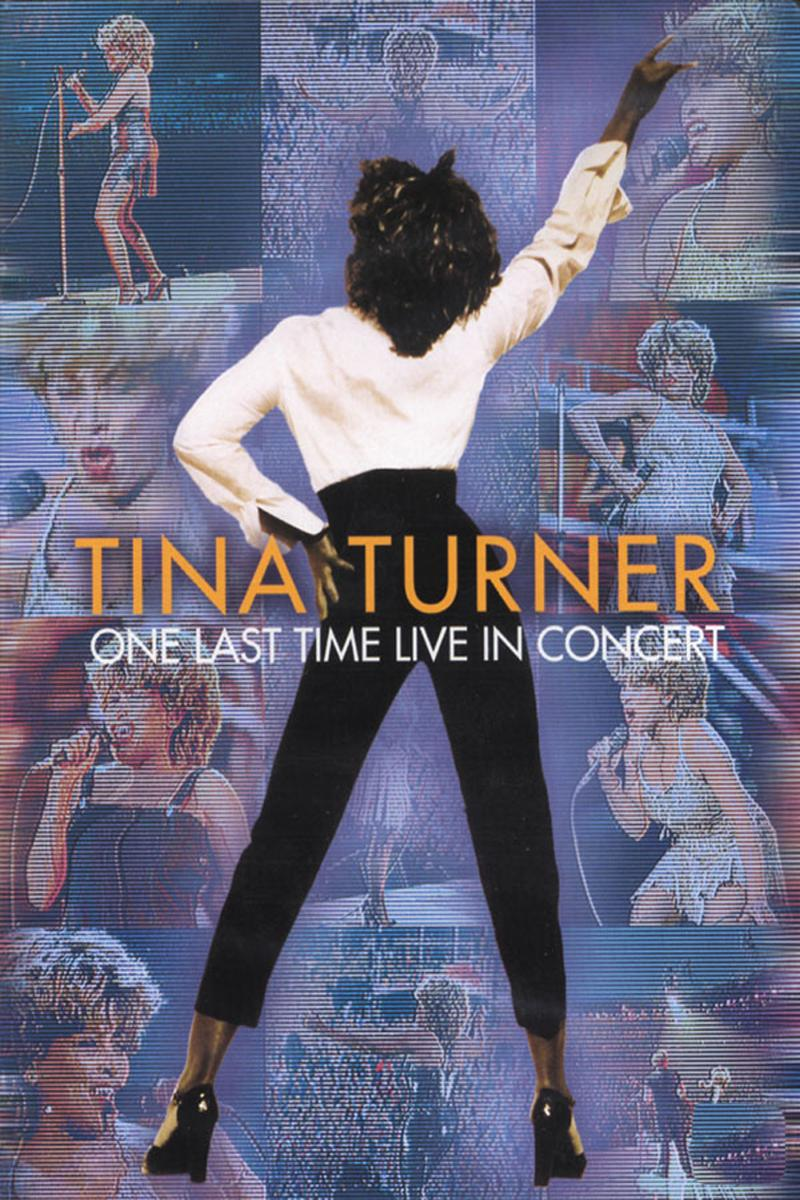Tina Tuner: One Last Time Live In Concert Movie (2010) [iTunes Movie - SD]