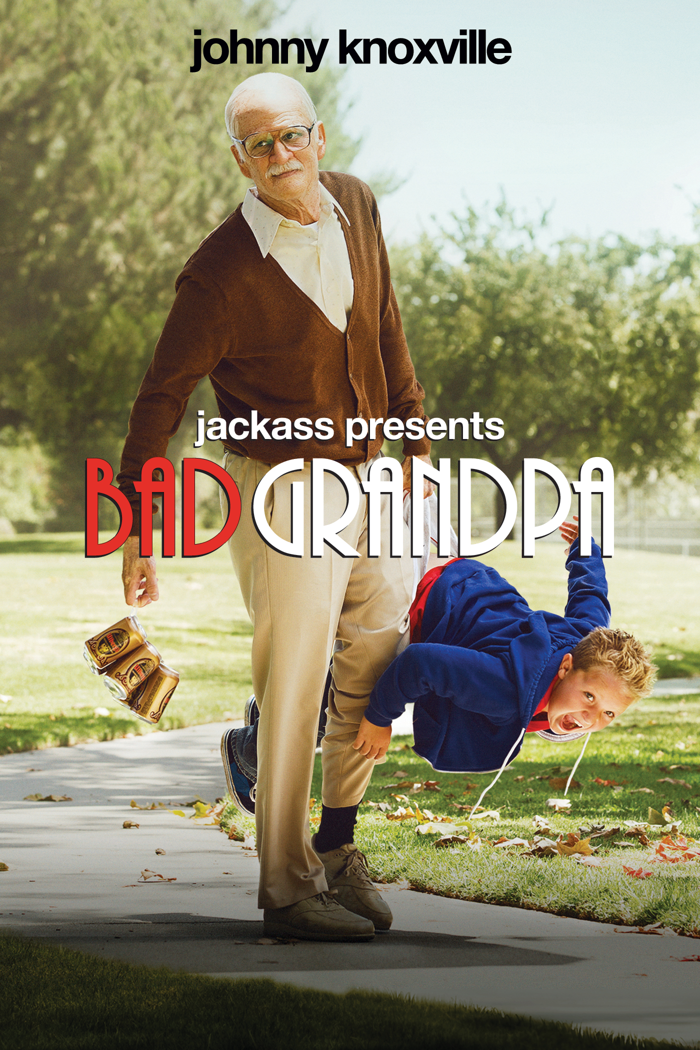 Itunes Movies Jackass Presents Bad Grandpa
