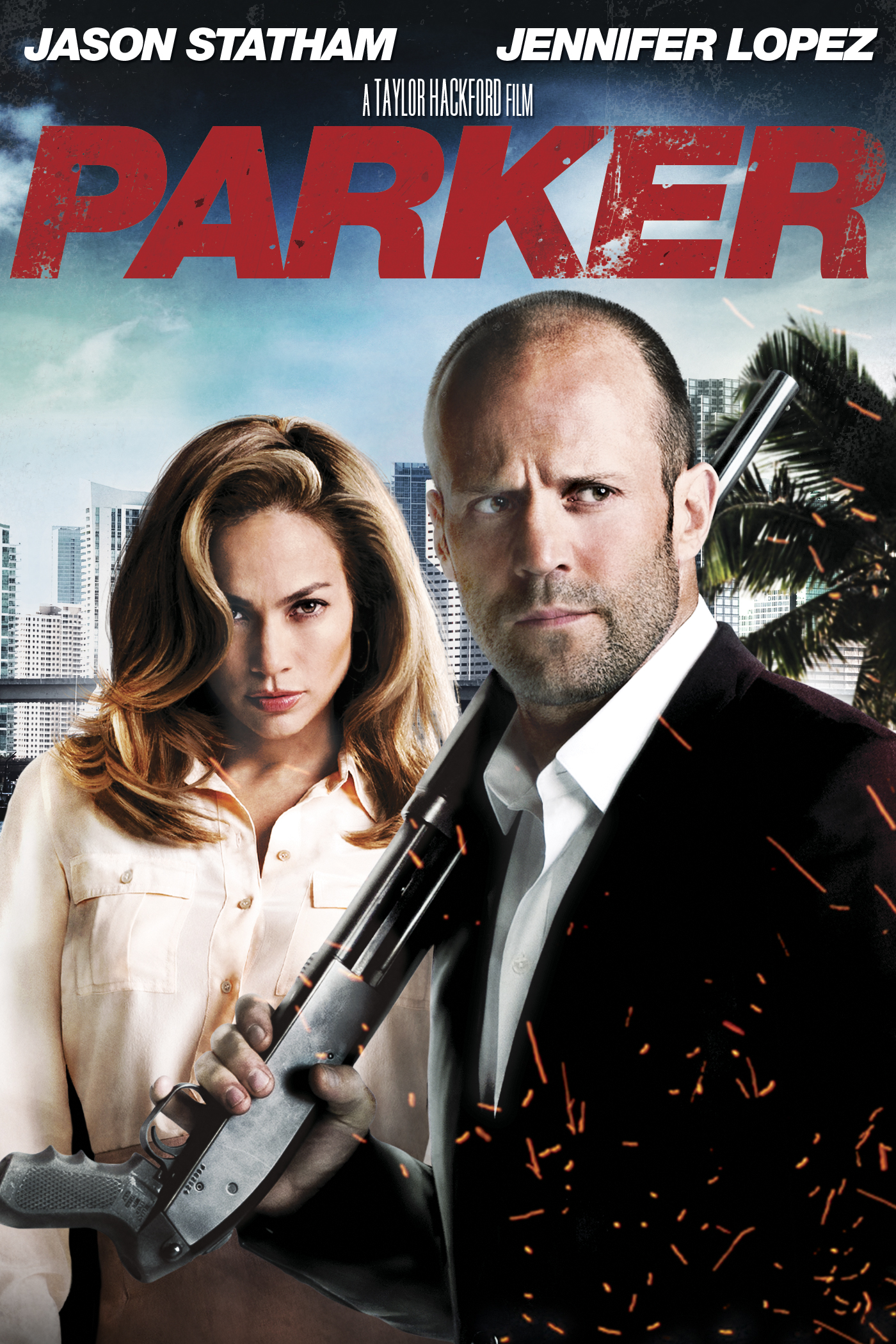 Parker (2013) [iTunes Movie - HD]