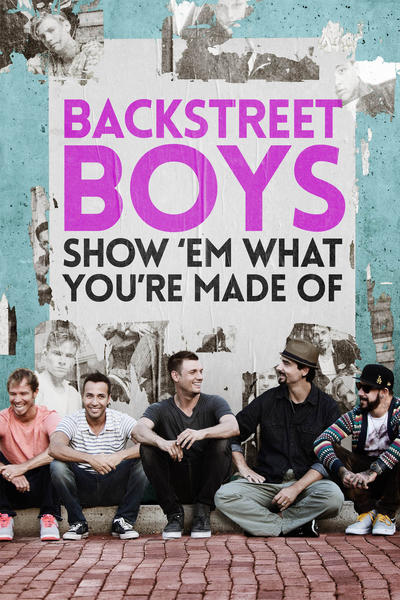 An emotionally open and honest film portrait of the biggest boy band ever, the backstreet boys
