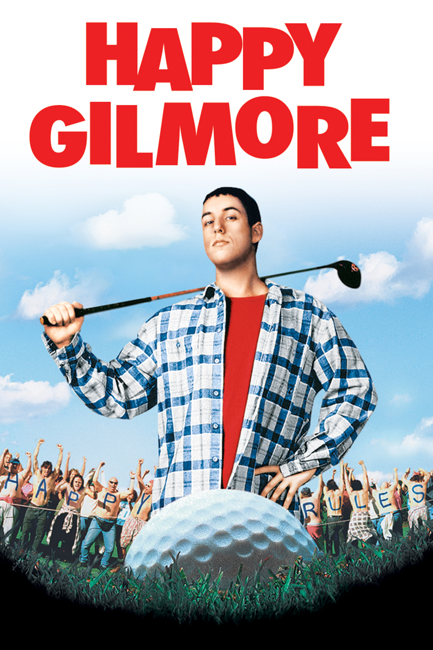 Adam Sandler Golf Movi...