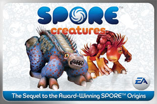 Spore™ Creatures screenshot #5