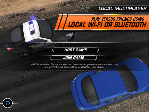 Need for Speed  Hot Pursuit HD screenshot #2