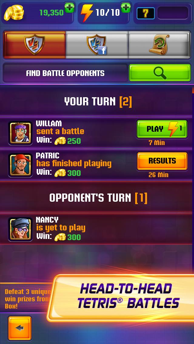 Tetris® Blitz screenshot #5