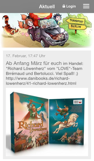 dani books screenshot 1