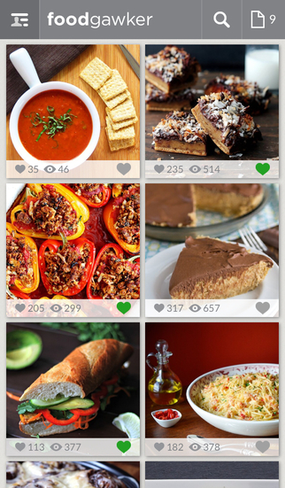 9 must have apps for foodies and cooks foodgawker is like bloglovin for foodies you can spend an endless amount of time browsing through images of deliciously shot meals from food bloggers and forumfinder Gallery