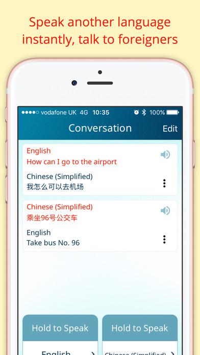 Screenshot Instant Voice Translator Pro