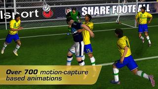 Real Football 2012 screenshot #2
