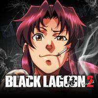 激Jパチスロ BLACK LAGOON 2のアプリアイコン(大)