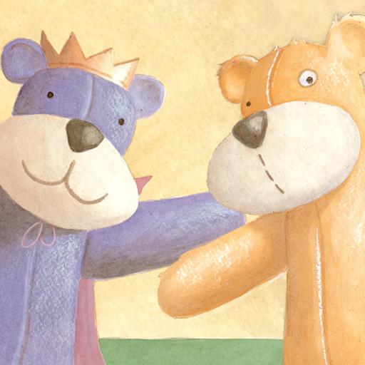 PRINCE BEAR AND PAUPER BEAR
