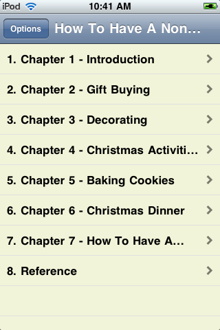 How To Have A Non Stress Christmas screenshot #2