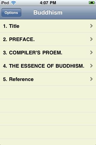 Buddhism Guide screenshot #2