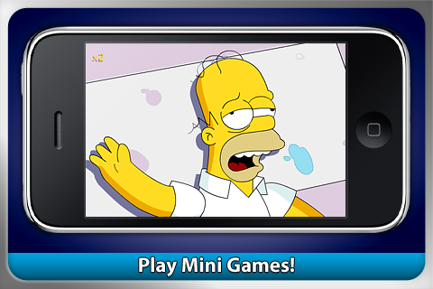 The Simpsons Arcade FREE screenshot 2