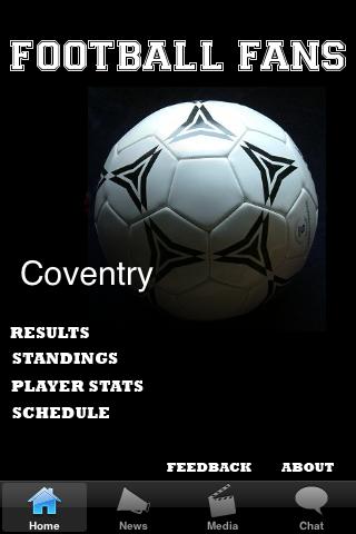 Football Fans - Coventry screenshot #1