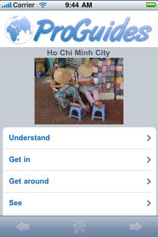 ProGuides - Ho Chi Minh screenshot #1