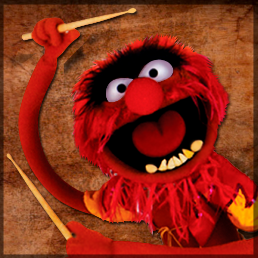 The Muppets Animal Drummer
