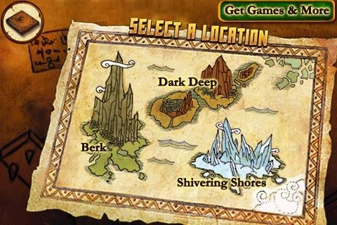 How to Train Your Dragon: Flight of the Night Fury FREE screenshot #4