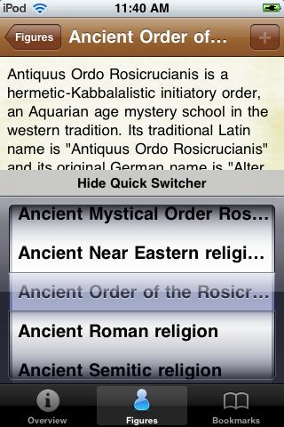 World Religions Pocket Book screenshot #3