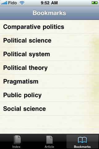 Political Science Study Guide screenshot #3
