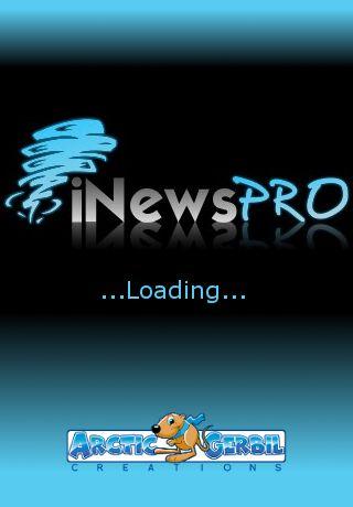 iNewsPro - Salinas CA screenshot #1