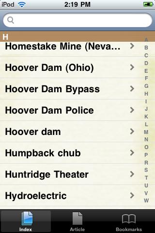 Hoover Dam Study Guide screenshot #2