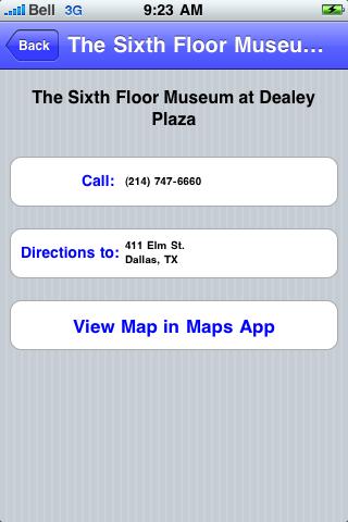 Dallas, Texas Sights screenshot #2