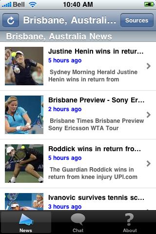 Brisbane, Australia News screenshot #1